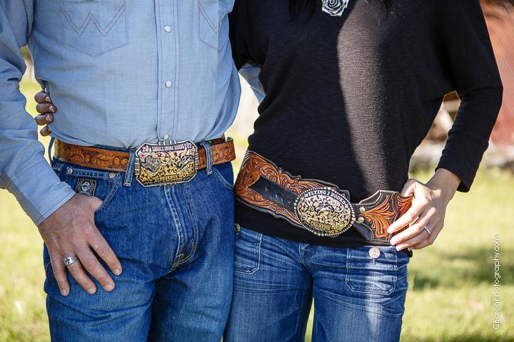 C. Baron Photography, Houston Wedding Photographer, Magnolia Wedding Photographer, old barn, cowboy boots, cowboy hat, cowboy culture, belt buckle, rodeo, engagement, rustic