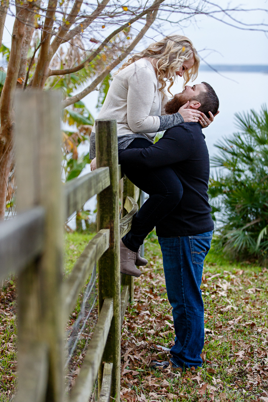 C. Baron Photography, Houston Wedding Photographer, Engagement, Texas, couple, dogs, lake, Lake Conroe, lakehouse, water, Fall, leaves, pier, dachshund