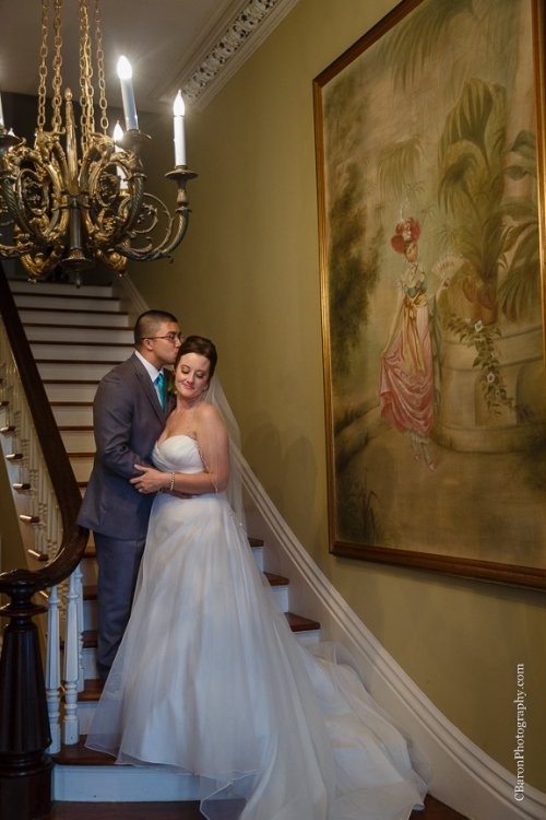 Megan Lendl Married Christ Chapel Ashton Villa