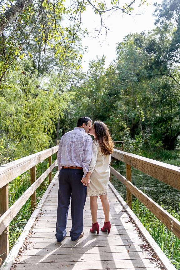 2014; Armand Bayou; C. Baron Photography; Engagement Session; Fall; Galveston; Houston Wedding Photographer; Nature; Rustic; Texas; lake; outdoor; pond;