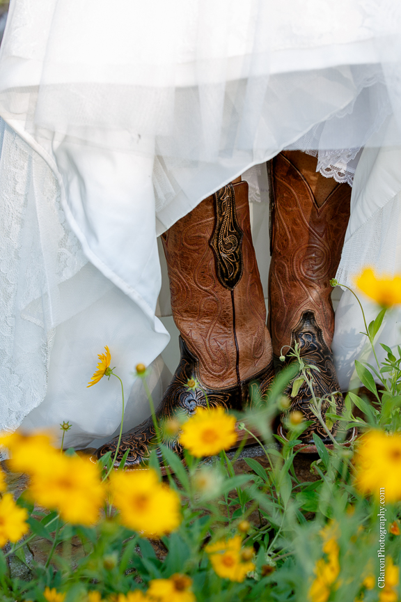 Bridals; C. Baron Photography; Formals; Gardens; Houston Wedding Photographer; Lace; Nature; Spring; Strap; Texas; Tulle; cowboy boots; outdoors; woodlands wedding photographer;