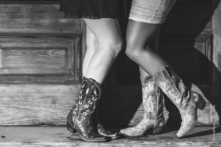 C. Baron Photography; Chappel Hill; Cowboy boots; Houston Senior Photographer; Rustic; Senior Portraits; Texas; rain brenham;