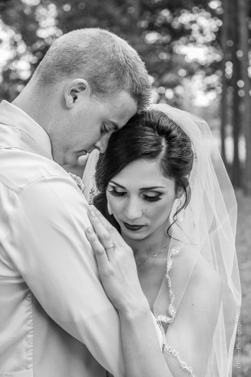 Bride Couple Cystal Springs Groom Houston Wedding