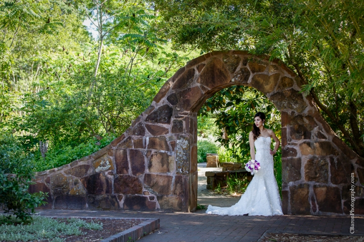 Bridals; C. Baron Photography; Formals; Houston Wedding Photographer; Nature; Outdoors; Park; Woodlands Wedding PHotographer; lace wedding dress; strapless;