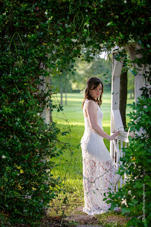 Bridals; C. Baron Photography; Formals; Houston Wedding PHotographer; Nature; Shirley Acres; Spring; Summer; Texas; Woodlands Wedding Photographer; lace; outdoors; overlay;