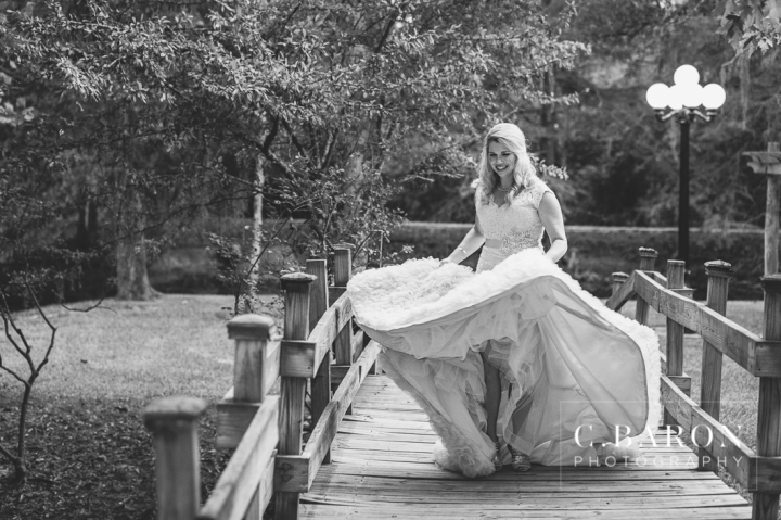 Bridals; C. Baron Photography; Formals; Houston Wedding PHotographer; Northwest Forest Conference Center; blush; champagne colored;