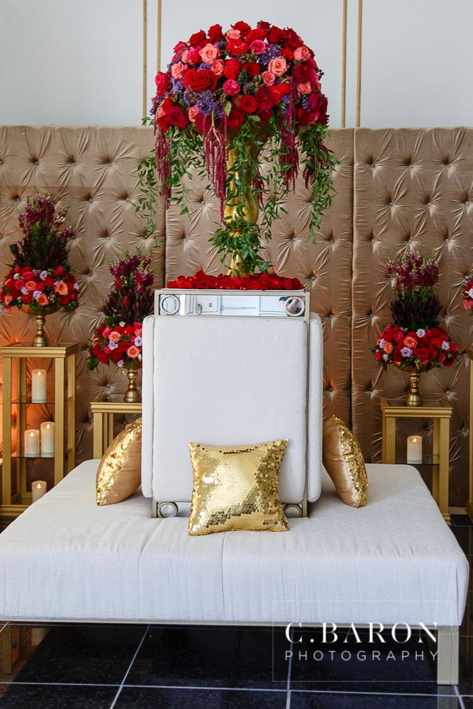 Baroque; Chandeliers; Darryl & Co.; Gold; Houston; Houston Wedding Photographer; Impression Bridal; Jewel Tones; Lary's; Lavish Affair; Lush; Strings Attached; Texas; Yumi Katsura; chateau Cocomar; elegant;