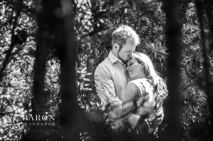 April, C. Baron Photography, Couple, Engagement, flowers, houston, Humble, Mercer, Park, Spring