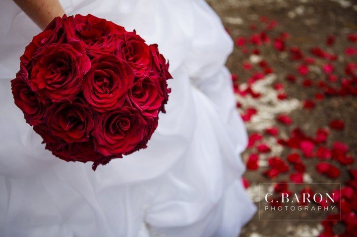 2013; Bridals; C. Baron Photography; Christmas; Houston Wedding photographer; Nighmare before Xmas; November; Red Roses; cemetery; crypt; tombstones;