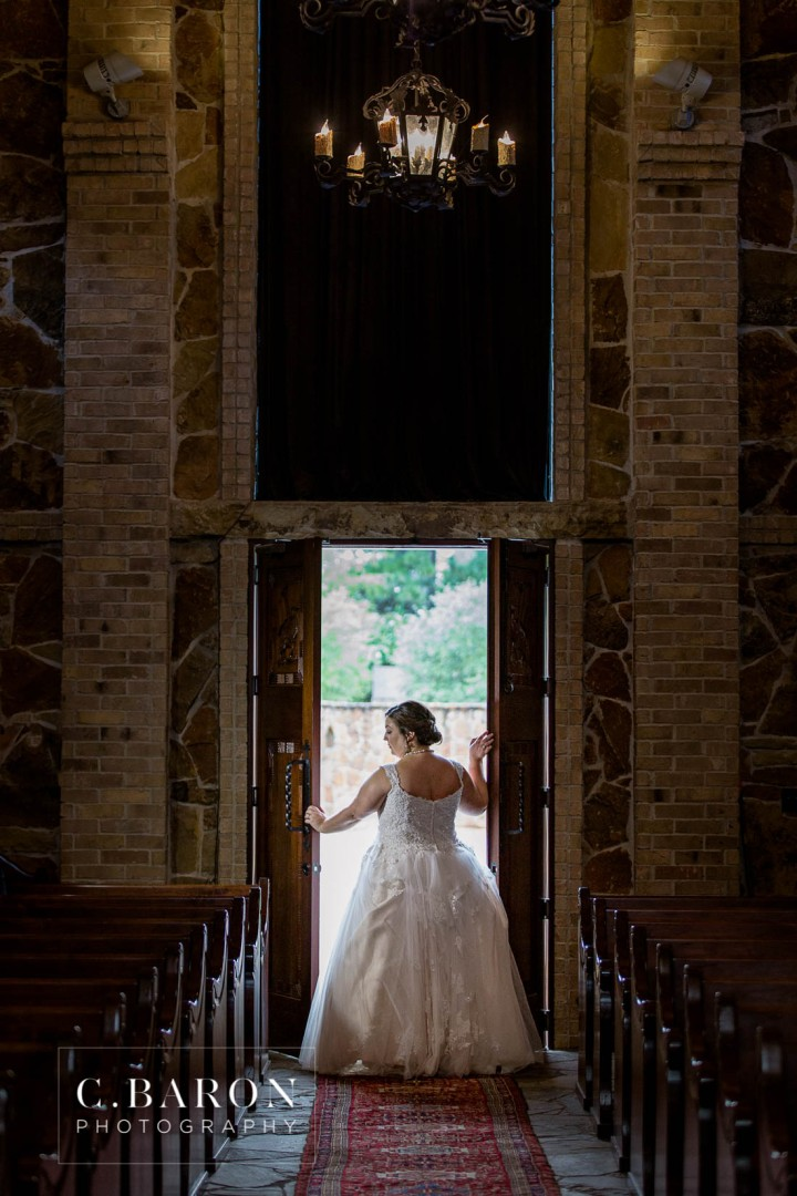 Aggies; C. Baron Photography; Cobblestones; European Village; Formals; Housotn Bridals Photographer; Houston Wedding Photographer; Rainy day; Stone Chapel; Tulle Lace Gown; Woodlands Wedding PHotographer Quaint;