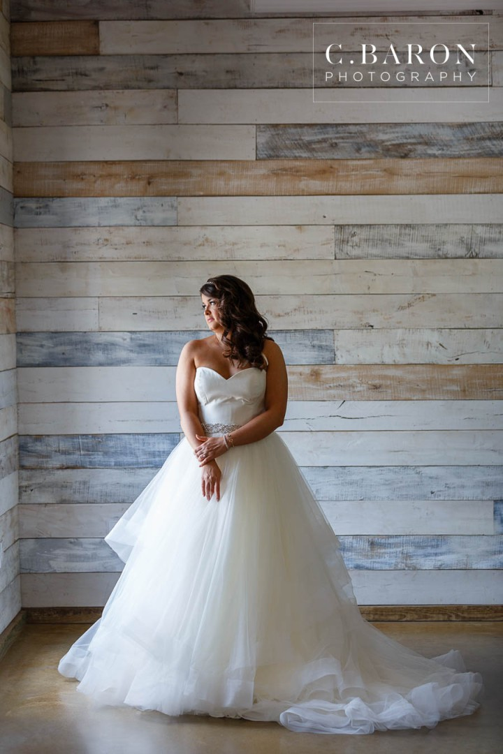 Big Sky Barn; Bridals; C. Baron Photography; Formals; Houston Bridals Photographer; Montgomery Wedding PHotographer; Spring; Strapless; afternoon; handkerchief hem;