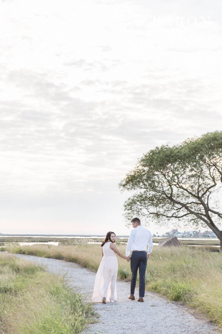 Beach; C. Baron Photography; Engagement; Fall; Galveston Engagement Photographer; Houston wedding Photographer; Nature; Tree; water;