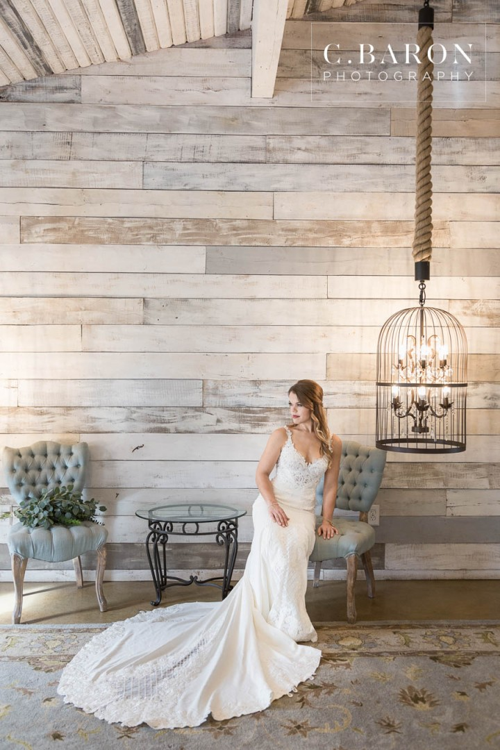 Big Sky Barn; Bridals; C. Baron Photography; Formals; Montgomery Texas; Montgomery Wedding PHotographer; Woodlands Wedding Photographer; hair down; winter;