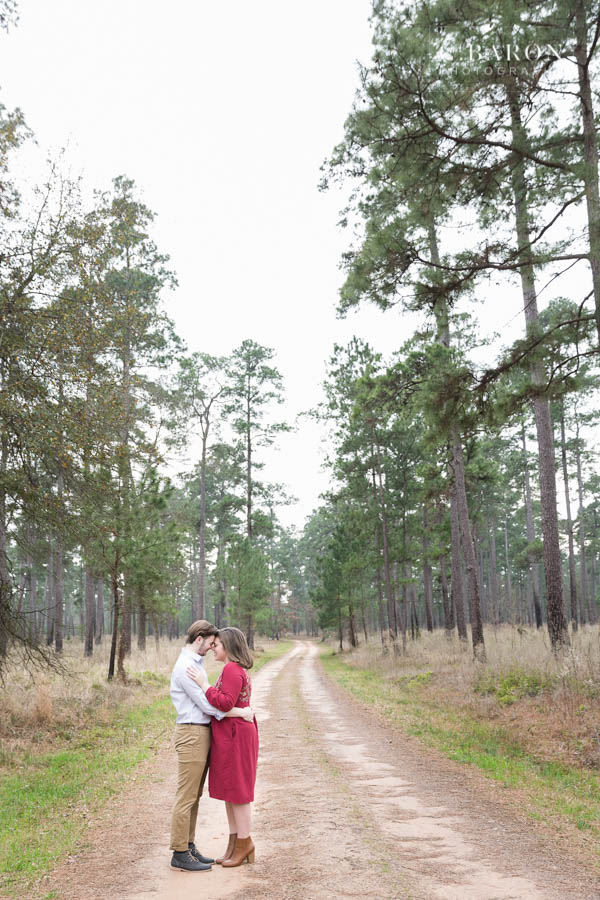 C. Baron Photography; Engagement session; Houston Engagement Photographer; Nature; The woodlands texas; Woodlands Park; Woodlands Wedding Photographer; tall grass; trees;