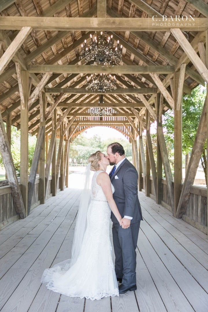 Fun Summer Wedding at Big Sky Barn in Montgomery Texas near Lake